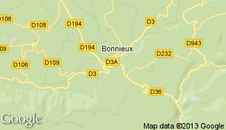 Plan de Bonnieux