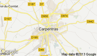 Plan de Carpentras