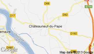 Ch teauneuf du pape 84230 - Office de tourisme chateauneuf du pape ...