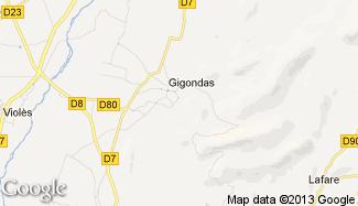 Plan de Gigondas