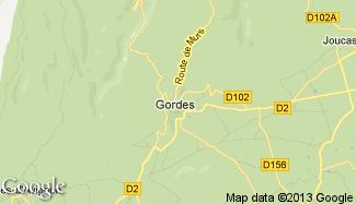 Plan de Gordes