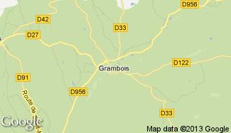 Plan de Grambois