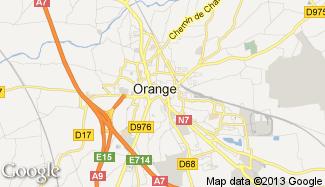 Plan de Orange