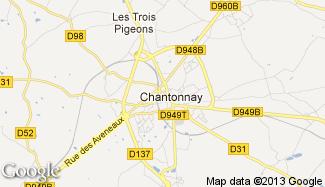 Plan de Chantonnay