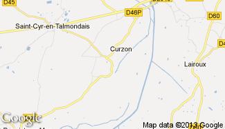 Plan de Curzon
