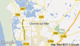 Plan de Olonne-sur-Mer