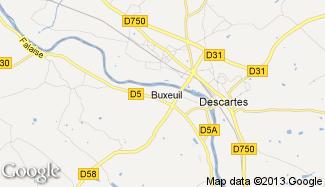 Plan de Buxeuil