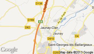 Plan de Jaunay-Clan