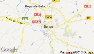 Plan de Bellac