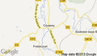 Plan de Coussey