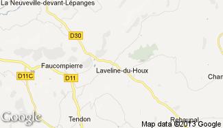 Plan de Laveline-du-Houx
