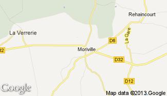 Plan de Moriville