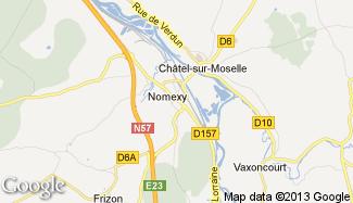 Plan de Nomexy