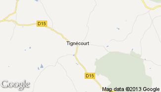 Plan de Tignécourt