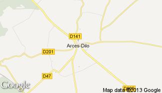 Plan de Arces-Dilo