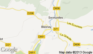 Plan de Blannay