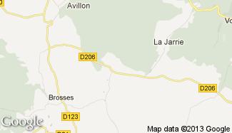 Plan de Bois-d'Arcy