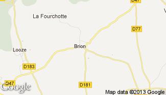 Plan de Brion