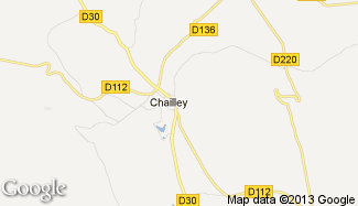 Plan de Chailley