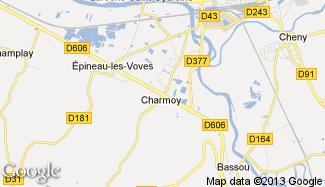 Plan de Charmoy