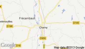 Plan de Charny