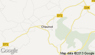 Plan de Chaumot