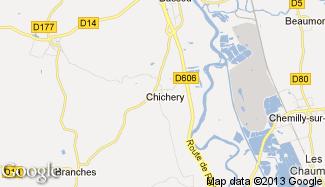 Plan de Chichery