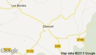 Plan de Dixmont