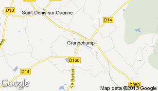Plan de Grandchamp