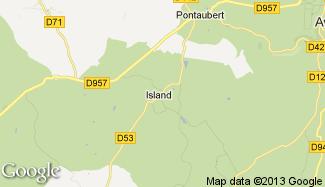 Plan de Island