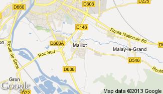 Plan de Maillot