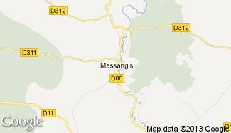 Plan de Massangis