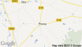 Plan de Prunoy