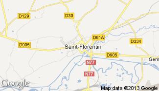 Plan de Saint-Florentin