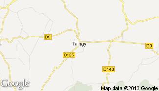 Plan de Taingy