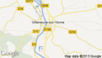 Villeneuve sur yonne 89500 - Office du tourisme villeneuve sur yonne ...