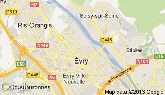 Plan de Évry