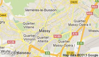 Plan de Massy