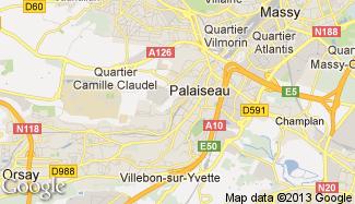 Plan de Palaiseau