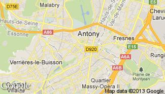 Plan de Antony
