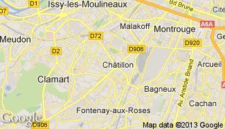 Plan de Châtillon