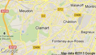 Plan de Clamart