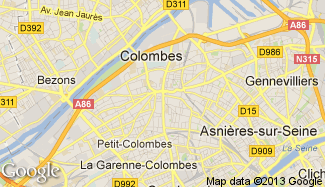 Plan de Colombes