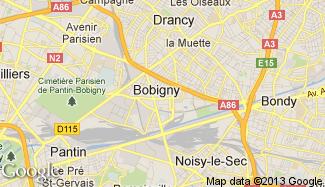 Plan de Bobigny