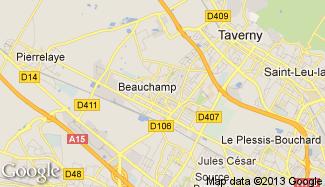 Plan de Beauchamp
