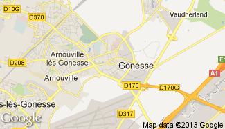 Plan de Gonesse