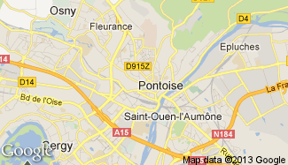 Plan de Pontoise