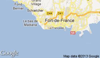 Plan de Fort-de-France