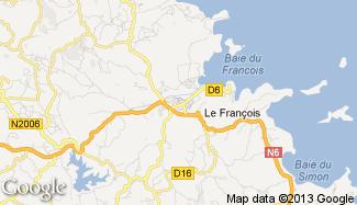 Plan de Le François