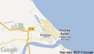 Plan de Kourou